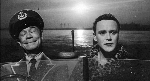 Some Like it Hot (1959) - One of those slightly veiled gay moments in Production Code Hollywood
