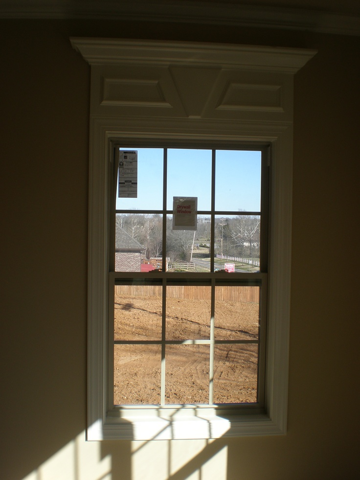 Windows crown molding Ideas