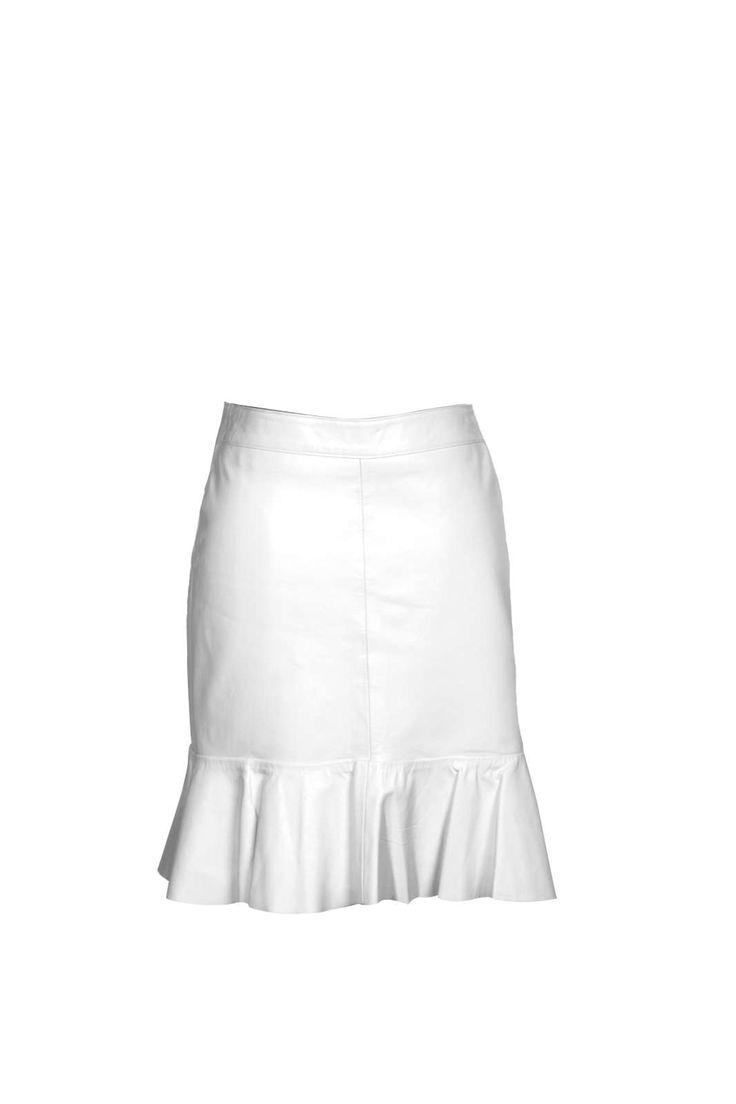 Stine Kim Design Soulmate Skirt #blackandwhite