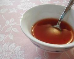 SAUCE AIGRE DOUCE (ail, poivron vert, tomates, ananas, bouillon de poulet, vinaigre de vin, sauce soja, sucre, maïzena, huile) - Porc, poisson, spaghettis