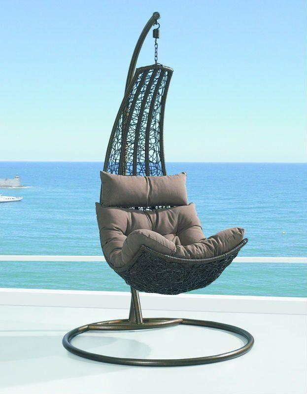M s de 1000 ideas sobre silla de huevo colgante en - Silla hamaca colgante ...