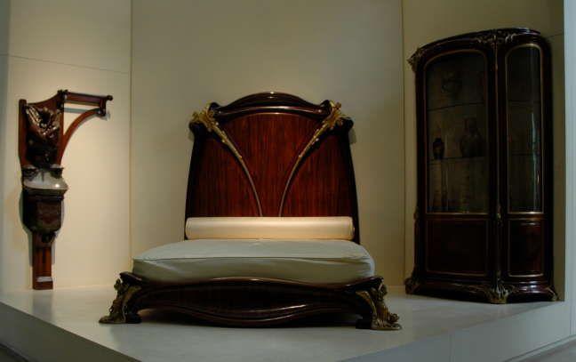 The Art Nouveau Blog: Beautiful Art Nouveau Bedroom Ideas...