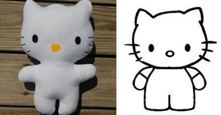 Um presente ideal para as meninas amantes da Hello Kitty, ou em seu defeito, amante dos gatos. O certo é que esta fofura japonesa já virou mania no mundo todo, chegando inclusive a virar motivo de muitas tatuagens. Se você gosta da Hello Kitty, ou conhece alguém que gosta e quer fazer um li