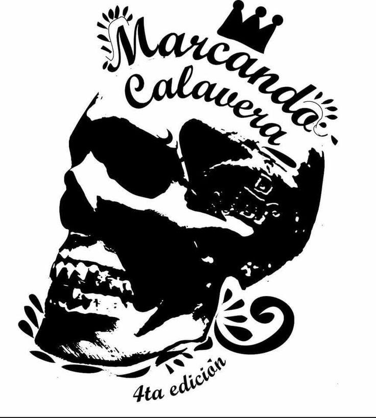 Marcando calavera es nuestro segundo evento anual para este año la cuarta edición #skull #exposición #exposicióncolectiva  #arte #calavera #pintura #bogota #artebogota
