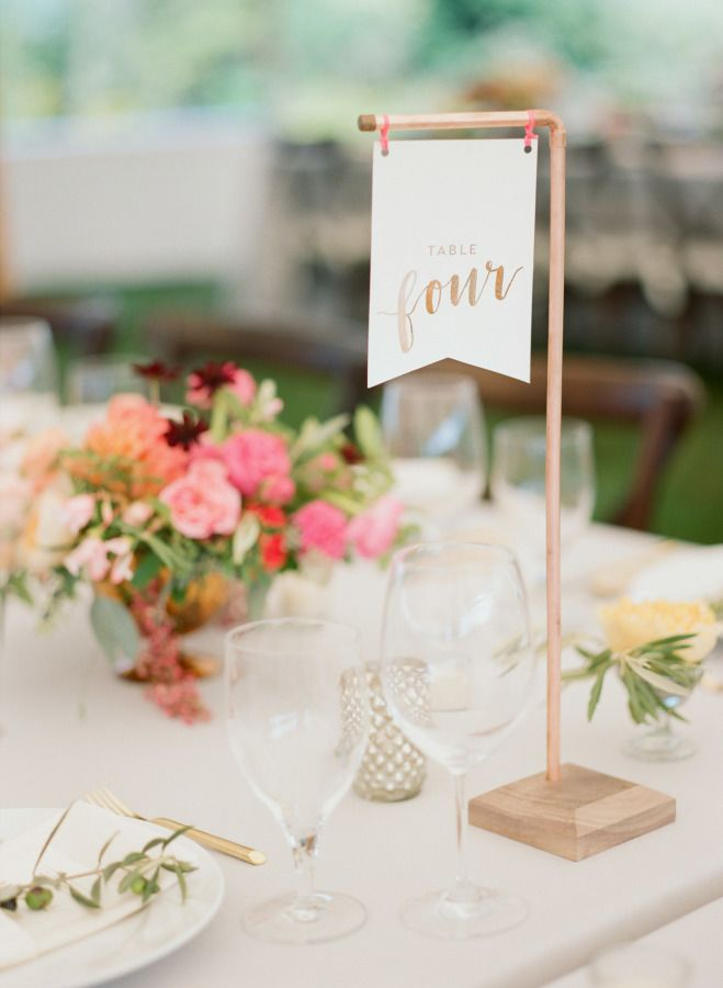 Blogger bride Jessye of City Tonic's colorful DIY wedding: http://www.stylemepretty.com/2016/01/26/blogger-bride-jessye-of-city-tonics-colorful-diy-wedding/ | Photography: Ruth Eileen - http://rutheileenphotography.com/