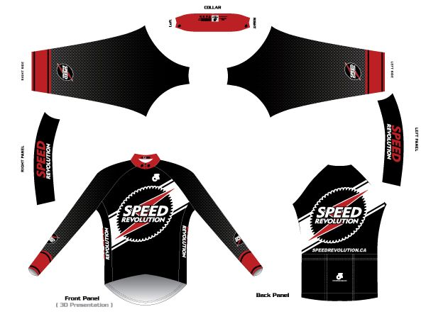 graphic design by studio undefined for race kit design for triathlon racing team design - Team T Shirt Design Ideas
