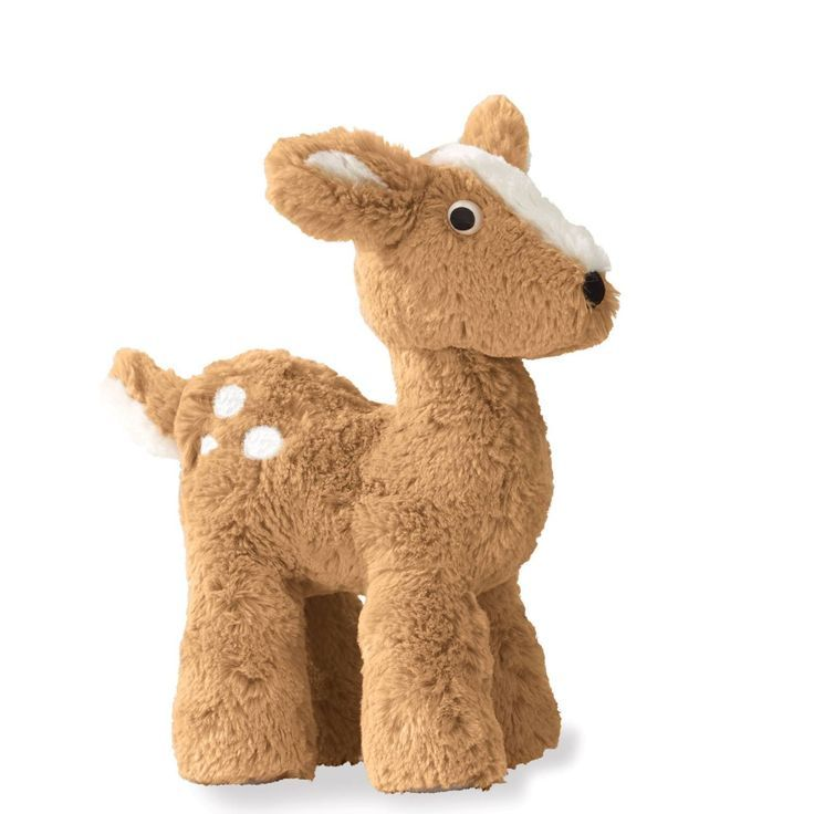 Can You Wash Stuffed Animals That Say Surface Wash Only Basil The Deer Has A Playful Look With A White Tipped Tail Spots And Suede Like Hooves Ages 0 Standing Height 9 5 In 24 1 Cm Surface Wash Only Caes