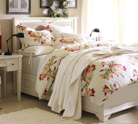 pottery barn storage bed 3