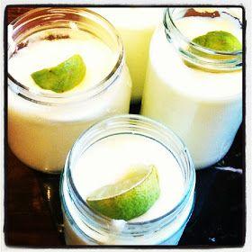 LittleMissMoffett: Dukan Dessert - Lemon and Lime Mousse