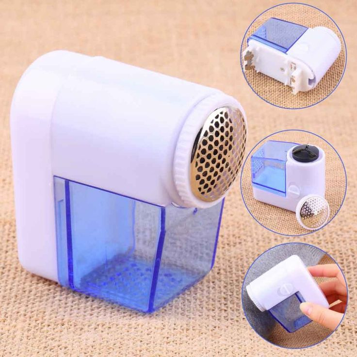 1Pc Mini Electric Fuzz Cloth Pill Lint Remover Pellets Sweater Clothes Shaver Machine Wool Sweater Fabric Shaver Trimmer #clothing,#shoes,#jewelry,#women,#men,#hats,#watches,#belts,#fashion,#style