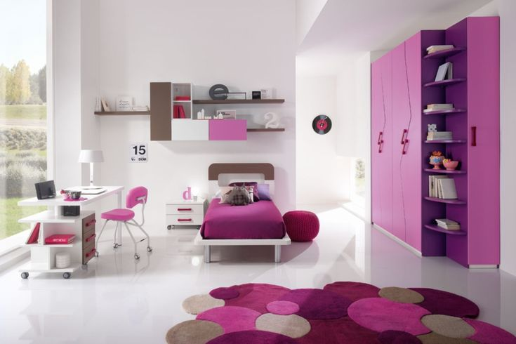 Colorful, modular, witty, imaginative, generous and surprising originality, WEB lacquered finish or laminate furniture bedrooms creates solutions that integrate easily order without monotony; draw in space logical thinking young. http://www.spar.it/sp/it/arredamento/proposta-web-01.3sp?cts=camerette_web