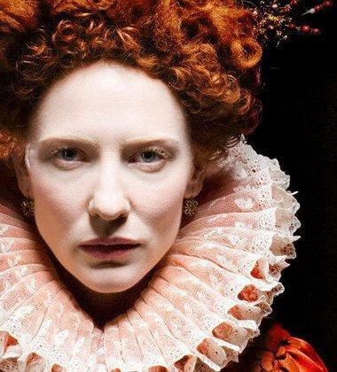 I love the costume drama's  Elizabeth (1998) and Elizabeth: The Golden Age (2007) in which Cate Blanchett portrays Elizabeth I as a woman with great political and strategic knowledge, but also the feelings and doubts of a woman of real flesh and blood.
