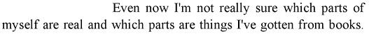 - Anonymous, Go Ask Alice