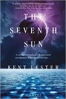 The Seventh Sun, a thriller from Macmillan-Forge