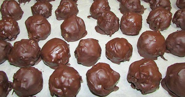 Boules de chocolat Rice Krispies