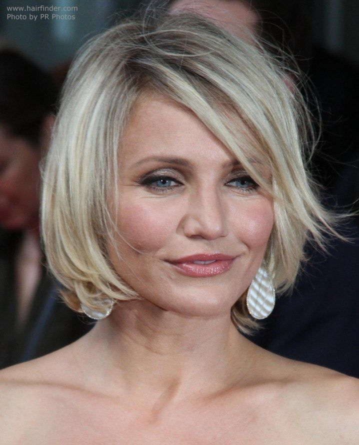Cameron Diaz Haircut: 52 Best Hair For Me! Images On Pinterest
