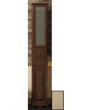 #Мебель для ванной #Opadiris Риспекто-30 Левый Белый Матовое стекло