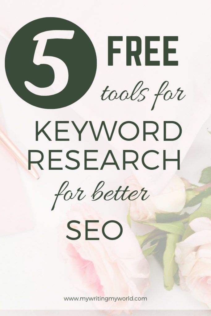 5 kostenlose Tools für die Keyword-Recherche