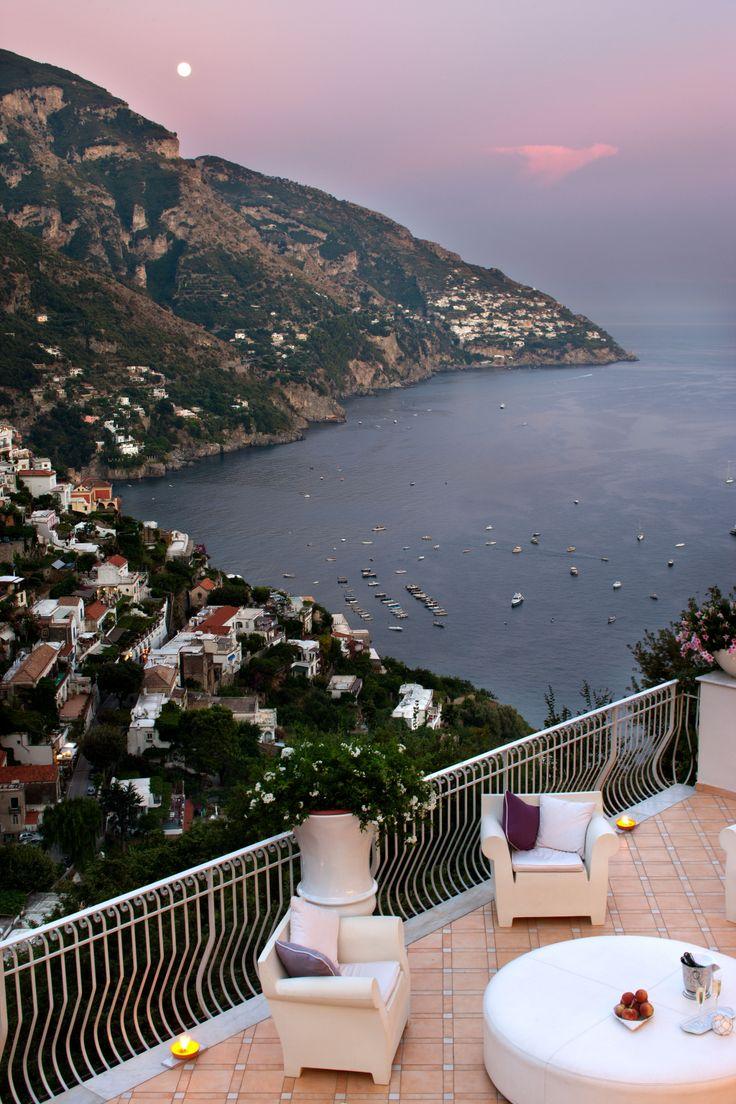 Villa Capodimonte in Positano - book this private villa for your exclusive vacation in Italy