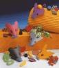 Fiche bricolage pour la souris facile - Activités - BRICOLAGE FETES - BRICOLAGE POUR PREPARER LES FETES - Bricolage Anniversaire et Fêtes d'enfants - Souris facile