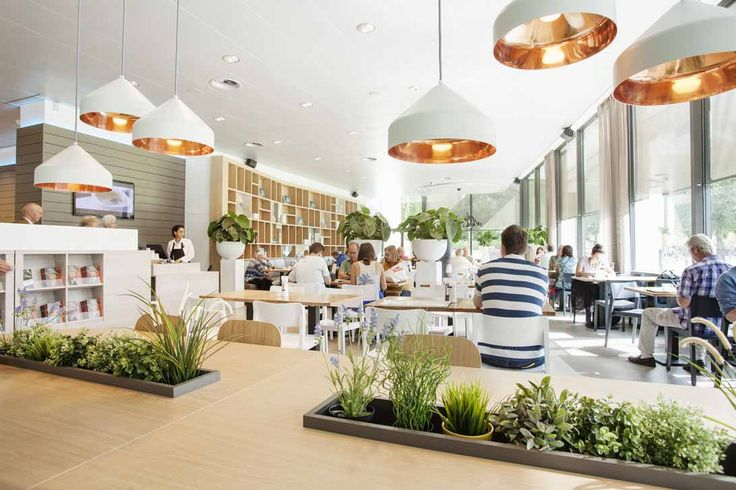 Van Gogh Restaurant - Amsterdam Interior Design D DOCK - innenraum gestaltung kaffeehaus don cafe