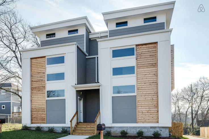 Modern new home w view of downtown vacation rental in for Cabin rentals vicino a nashville tn