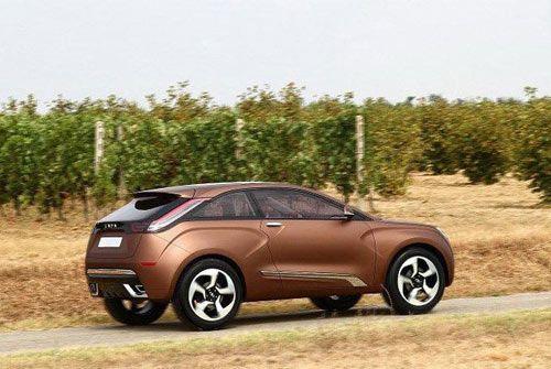 Car Information The 'revolutionary' car brand echo of a time