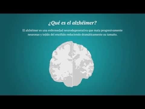La lucha contra el alzhéimer: presente y futuro [vídeo infografía] - YouTube