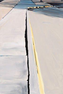 painting by Belgian painter, Koen van den Broeck