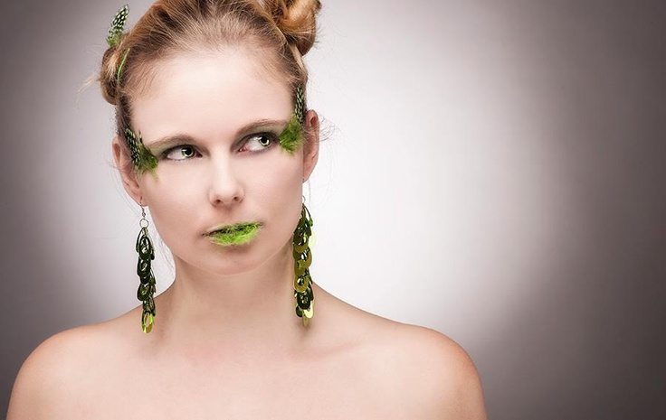 Extreme Make-Up  Model: Daisy Ruter   Photographer & copyright: Martin van Harmelen   MUA: Tasmara van Loon