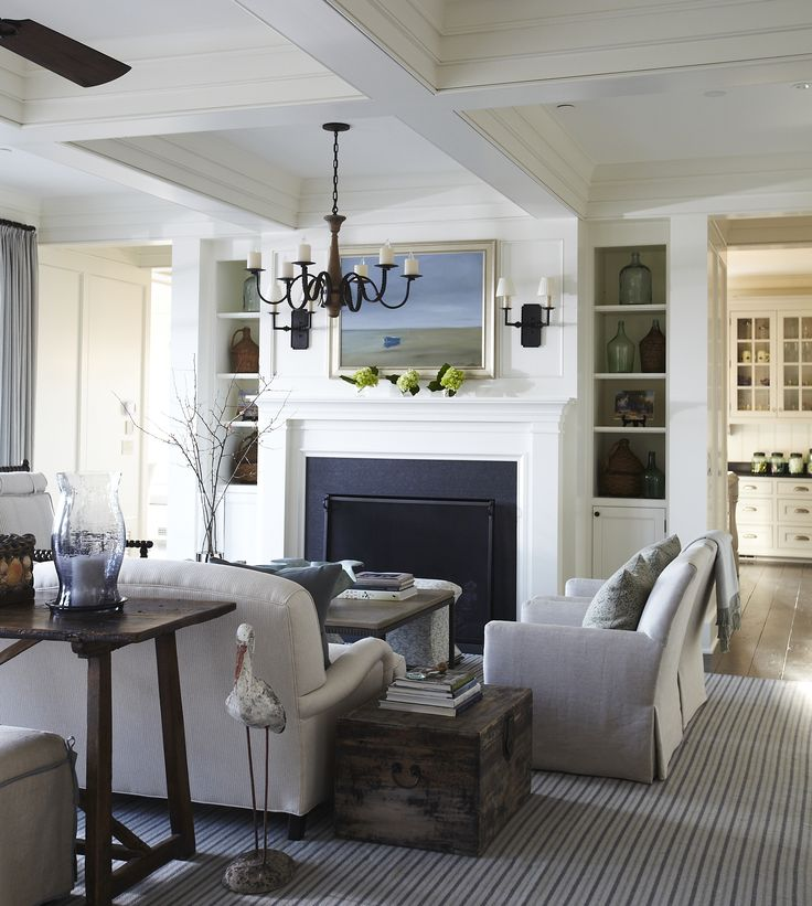 20 Best Images About Fireplaces Flanked By Bookcases On