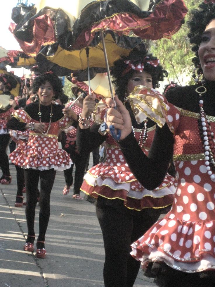 Batalla de Flores 2012