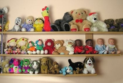 67 best images about stuffed animal storage on pinterest build your own wall mounted bookshelves Floating Wall Shelves