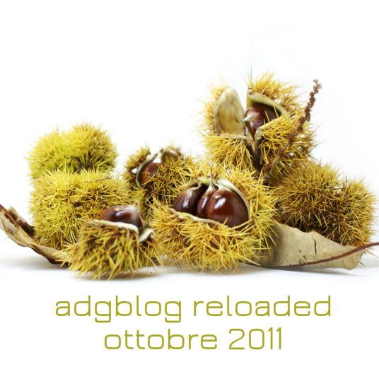adgblog reloaded: ottobre 2011