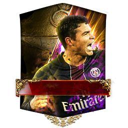 Thiago Silva FIFA Mobile 17 - 98 | Futhead