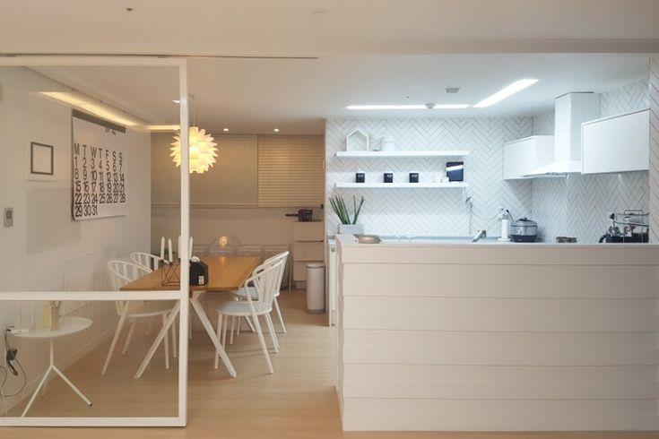 【아파트 인테리어】 패션디자이너가 직접 디자인한 30평 아파트 인테리어 : 네이버 포스트