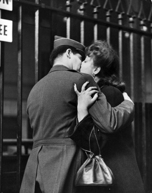 El amor en la Segunda Guerra Mundial   OLDSKULL.NET