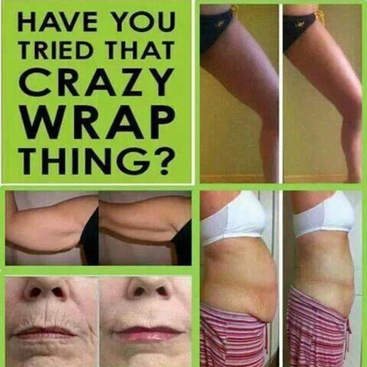 100 pound weight loss stomach wrap