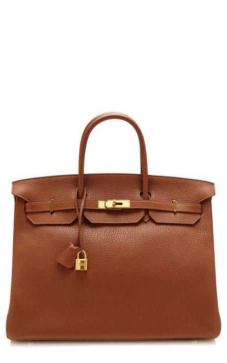 40cm Etrusque Fjord Leather Hermes Birkin by Heritage Auctions Special Collections for Preorder on Moda Operandi