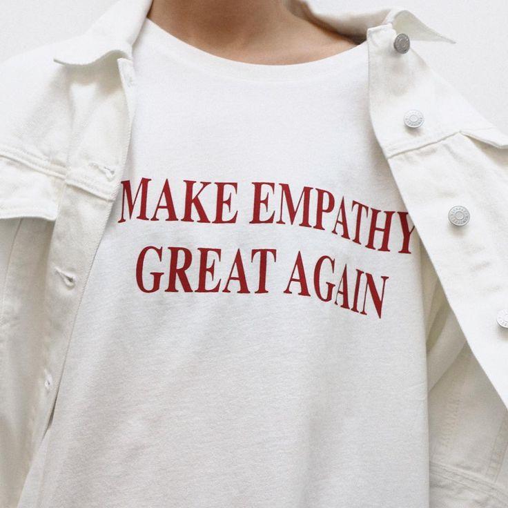 Make empathy great again @weekday_stores weekday.com