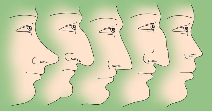 Mit mesél az orrod a jellemedről