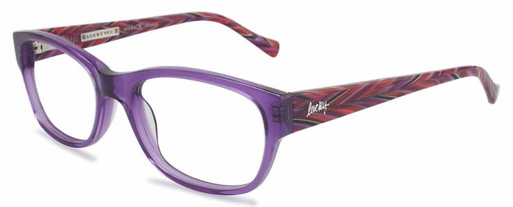 Lucky Brand PCH Eyeglasses | Free Shipping