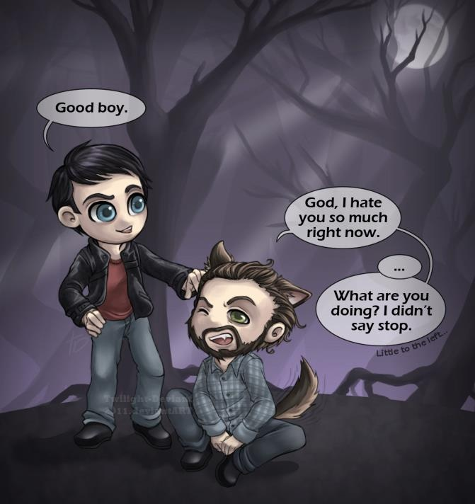 Grimm funnies... I love their bromance.
