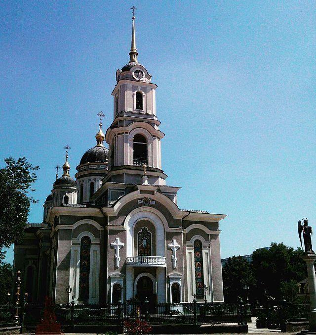 Фото @darinafalls. Свято-преображенский кафедральный собор ...