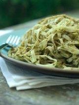 Walnoten Basilicum Pesto slanke saus