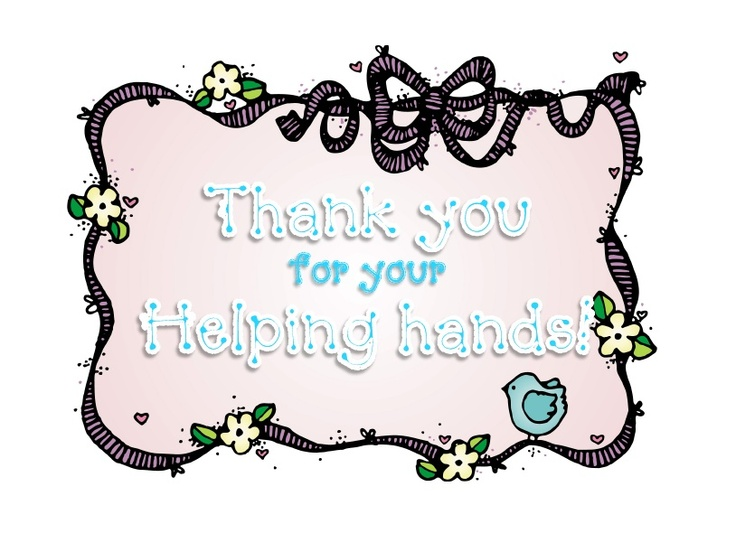 86 best volunteer appreciation gifts images on pinterest teacher parent volunteer gift ideas to say thanks love this label for a lotion thank you gift negle Choice Image