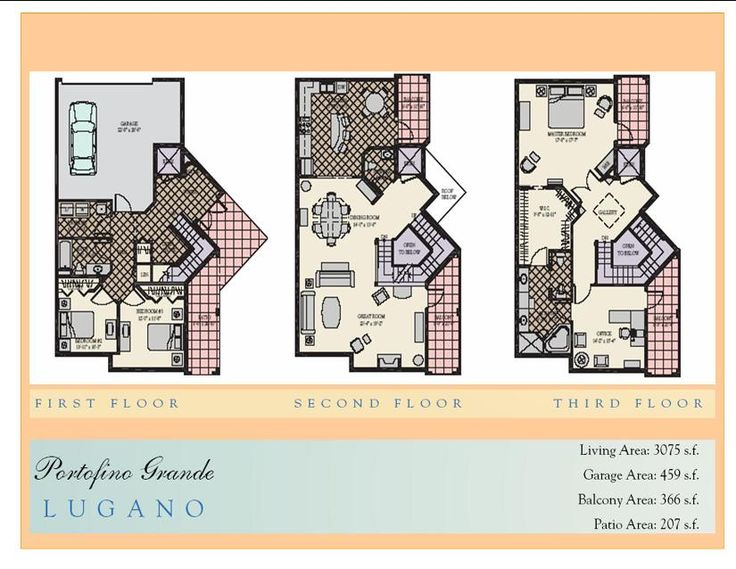 luxury townhome floor plans - google search | home--floorplans