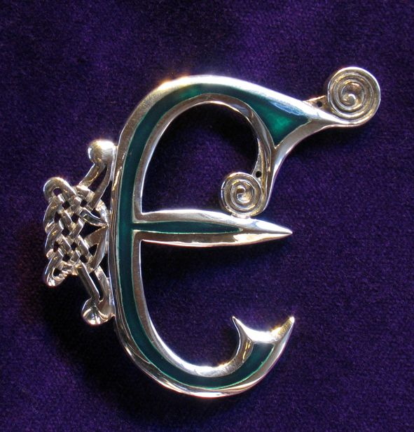 Celtic Dreaming – One of the Finest Collections of Celtic Jewellery in the World |  » Letter E, the Book of Lindisfarne