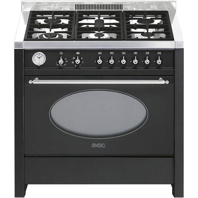 Piano de cuisson SMEG CS18A-7 pas cher prix promo Piano de cuisson Mistergooddeal 1 255.09 € TTC au lieu de 2 939.00 €