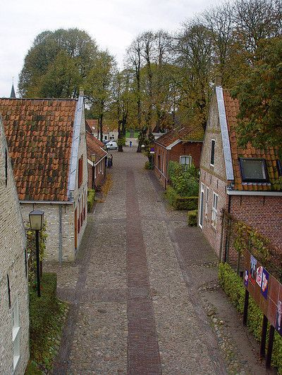 Bourtange, Groningen. The Netherlands